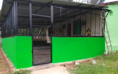 Rénovation de la Baby School